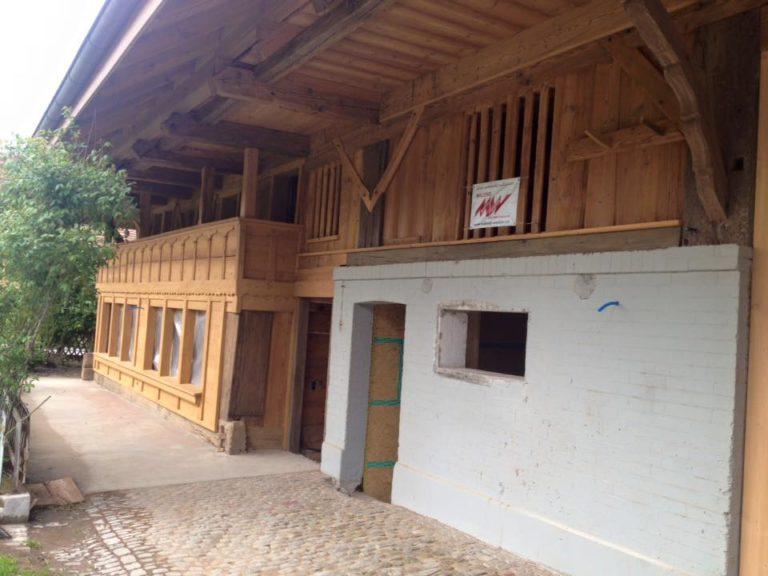 Wohnhaus Bösingen